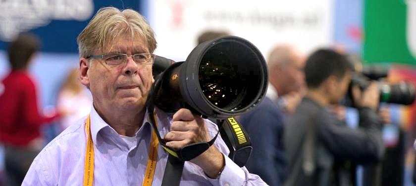 Man Behind The Lens