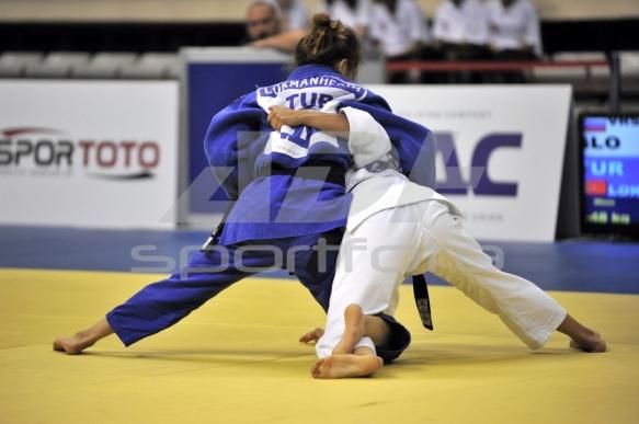 Judo World Cub Women 2012