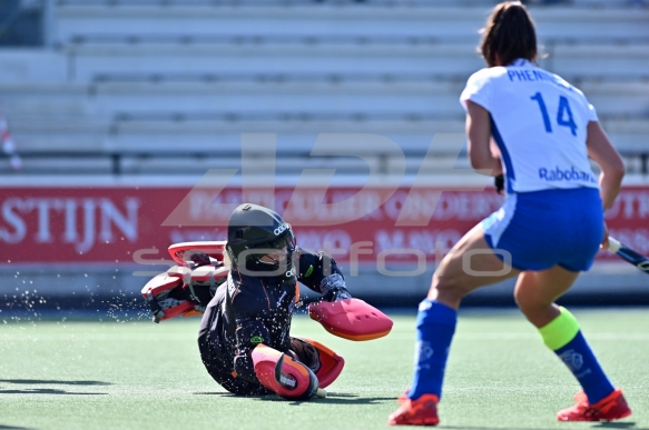 Hockey D1 Kampong vs Oranje-Rood