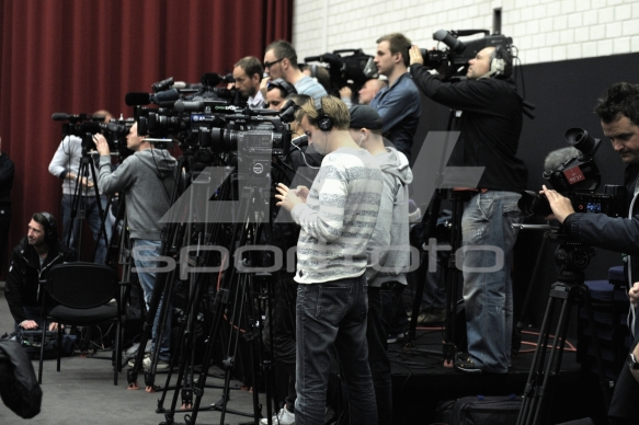 Press Ajax-FC Barcelona 2014
