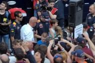 Familie Racedagen Zandvoort 2016