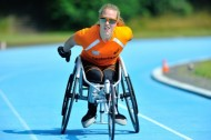 Paralympische atletiekploeg Rio 2016